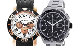 Chronographs, Skeleton and Automatic Watches