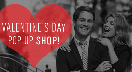 Valentine's Day Pop-Up Shop!