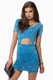 Button Mini Dress 33