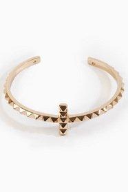 Pyramid Cross Cuff 6