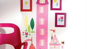 Kids' Room Wall Décor, Bedding and more