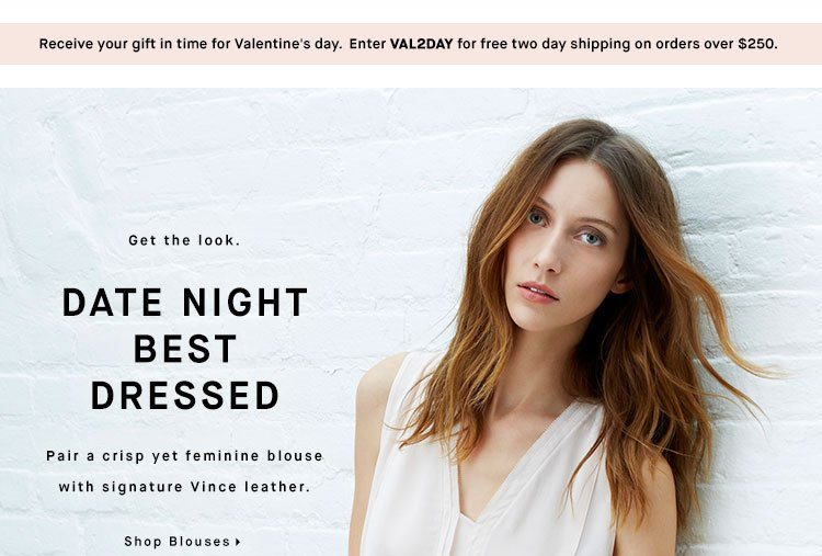 DATE NIGHT BEST DRESSED - Shop Blouses