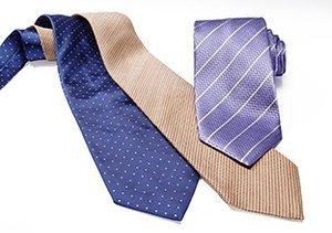 Designer Ties feat. Brioni