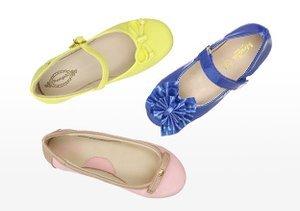 Fancy Feet: Girls' Shoes