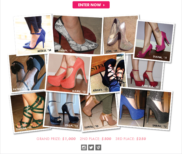 Win $1000 To JustFab - Enter Now!