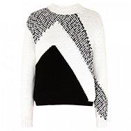 SPORTMAX - Nola intarsia chunky knit jumper