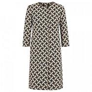 MAXMARA - Jacquard cotton and silk blend coat