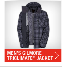 MEN'S GILMORE TRICLIMATE® JACKET, C330044