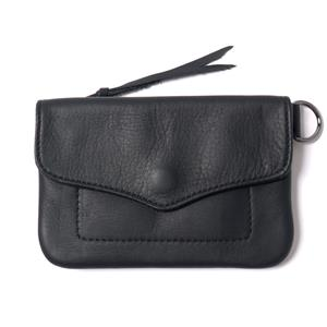 nonnative Dweller Wallet - Cow Leather Black