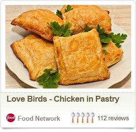 Love Birds - Chicken in Pastry