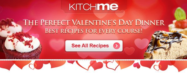 The Perfect Valentine's Day Dinner Best recipes for every course!
