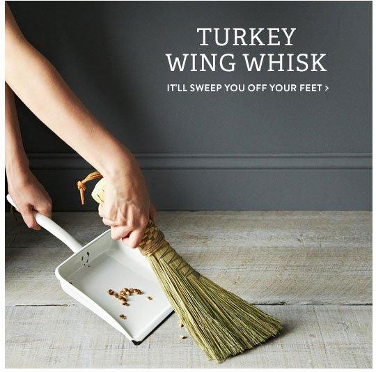 Turkey Wing Whisk
