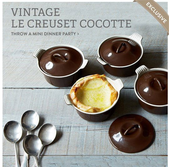 Vintage Cocotte