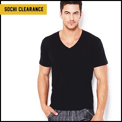Sochi Dedicated Clearance: Men's Apparel & Shoes