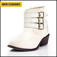 Sochi Dedicated Clearance: Price Point Shoes for Her