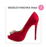 #3 Badgley Mischka - Pettal