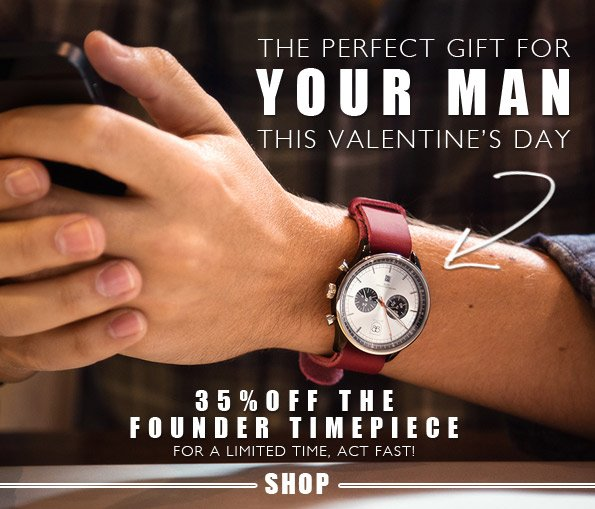 What He Really Wants This Valentine's Day + It's 35% Off