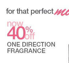 One Direction Fragrance - Now 40% OFF