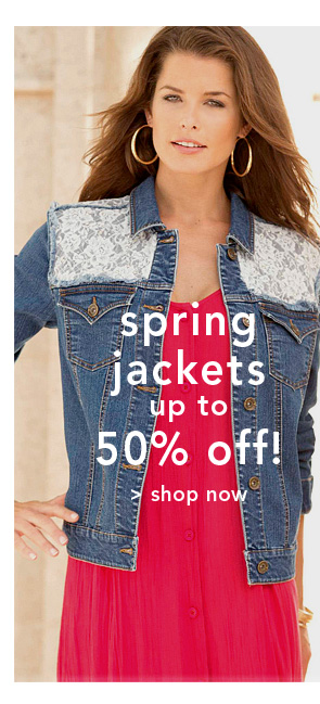 Shop Spring Jackets