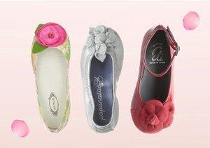 Graceful & Girly: Flats