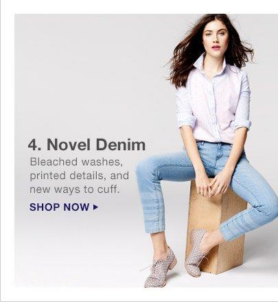 4. Novel Denim | SHOP NOW