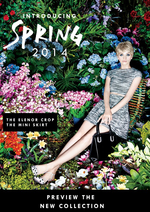 Preview the Spring Collection