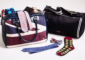 Shop Ben Sherman: Brit Bags & Basics