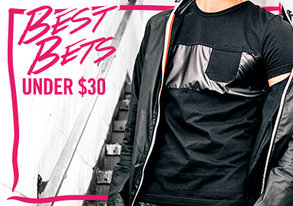 Shop Best Bets Under $30