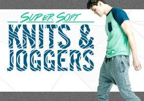 Shop NEW Super Soft Knits & Joggers