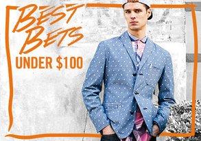 Shop Best Bets Under $100