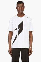 3.1 PHILLIP LIM White Lightning t-shirt for men