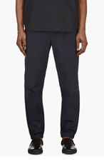 3.1 PHILLIP LIM Navy Tapered Lounge Pants for men