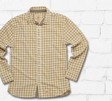 Men's Four Season Button-Up Shirt