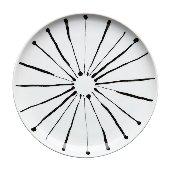 Filippa K Plate, Ink Stripe