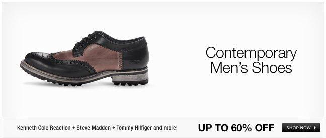 Contemporary Mens Shoes