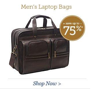 Shop Men's Laptop Bags