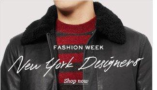 Celebrating Fashion Week: New York Designers. Shop now