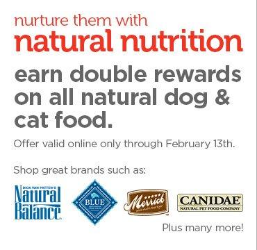 nurture them with natural nutrition