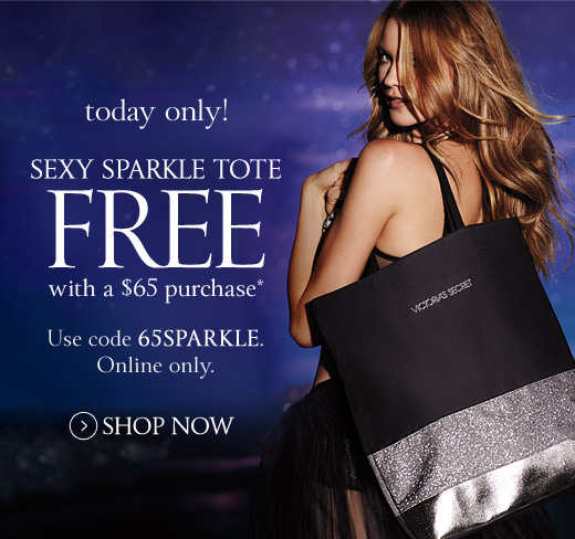 Today Only! Sexy Sparkle Tote