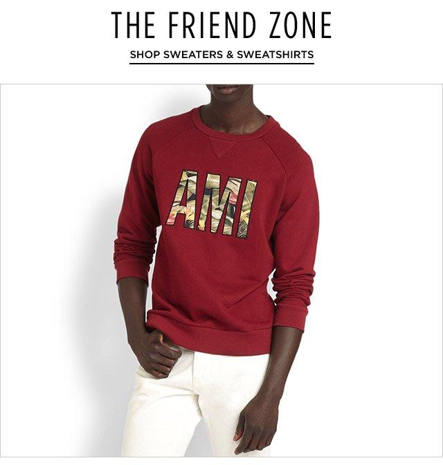 Shop Sweaters & Sweatshirts