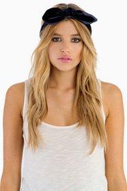 Velvet Persuasion Headband 18