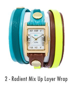 Radiant Mix Up Layer Wrap