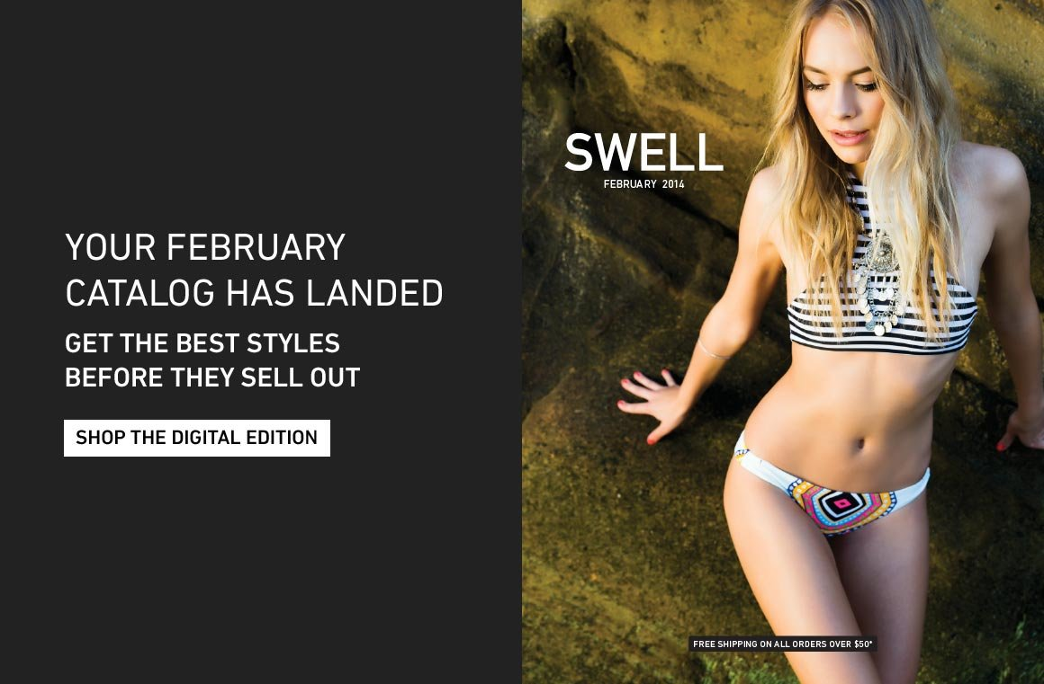 Shop The February Catalog Digital Edition