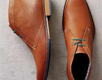 Men's Style Chukka