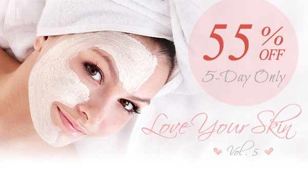 Love Your Skin Vol.5