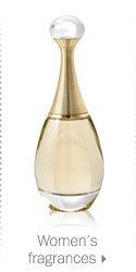Women's fragrances.