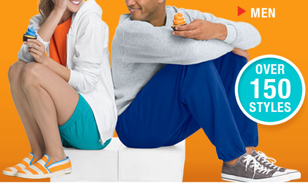 Sweats and Tees:  150+ Styles on Sale!  Sweats as low as $7.99 & Tees as low as $4.99