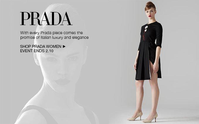 Shop Prada - Ladies.