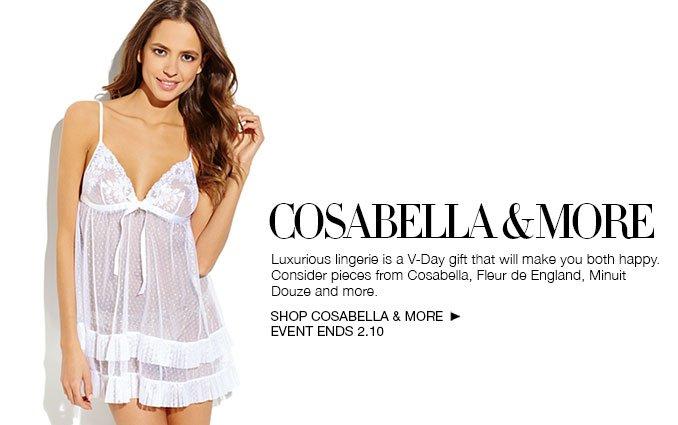 Shop Cosabella & More - Ladies.