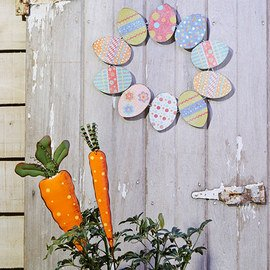 Happy Hopping: Outdoor Easter Décor